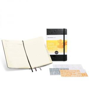 (c) moleskine passion baby journal