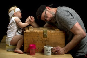"""Дейв Энглдоу и фотопроект """"Лучший отец в мире"""""""
