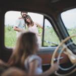 """Съёмка """"Ветер в волосах"""" для проекта Наталии Фёдоровой 12 great families"""