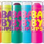 бальзамы для губ baby lips Maybelline